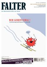 FALTER-1-Jahres-Abo Deutschland