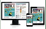 FALTER Digitalabo - 1 Jahr für Studierende