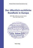 Der öffentlich-rechtliche Rundfunk in Europa