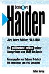 Schlagwort -> Haider