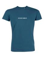 Das FALTER-Abo mit Clan-Shirt unisex