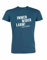 Immer wider lahm! - T-Shirt, Rundhals