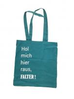 Das FALTER-Abo mit FALTER-Stofftasche